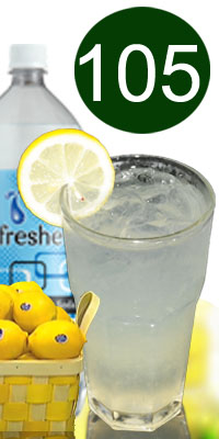 lemon soda