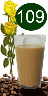 coffee milk hot